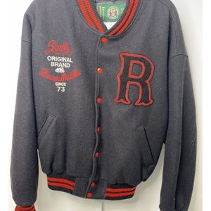 Vintage roots bomber